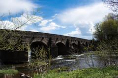 Stroll by the river.. Usk Bridge, Abergavenny (livin the dream*) Tags: nature wales countryside spring sugarloaf wfc welshflickrcymru ysgyrydfach uskbridge northofabergavenny