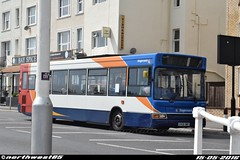 34846 (northwest85) Tags: bus place pointer 98 hastings alexander dennis dart stagecoach adl verulam 34846 dwy a259 gx06 gx06dwy
