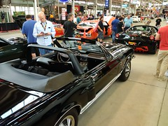 Mecum Delay #1 (artistmac) Tags: cars vintage delay antique auction indianapolis indy indiana convertible ferrari area shelby mustang gavel automobiles staging jumpstart representative 428 in mecum stagingarea gt500kr showyourauto patrickkrook