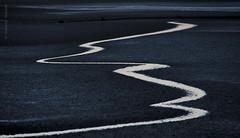 WINDING STREAM IN THE DUSK (NEW ZEALAND, SOUTH ISLAND, TAZMAN, ATAWHAI) (KAROLOS TRIVIZAS) Tags: newzealand water creek twilight stream beck dusk snake burn southisland brook winding effect tazman rill runlet atawhai