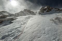 158-Makalu Lha (7500m) (ferran_latorre) Tags: mountain himalaya alpinismo everest alpinism ferranlatorre