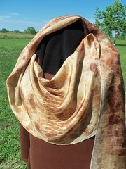 Etsy007 (3) (theresaknits) Tags: silk printing scarves dyeing eco