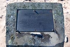 USAF BOEING B-29 SUPERFORTRESS 44-61999 CRASH MEMORIAL (Dave707) Tags: memorial crash aircraft military overexposed boeing remembrance wreck bomber usaf wreckage usairforce peakdistrictnationalpark b29 superfortress bleaklow highershelfstones shelfmoor pdnp rb29 4461999 rb29a
