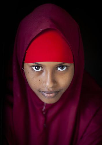Berbera student - Somaliland