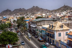 Mindelo (pbr42) Tags: city skyline architecture capeverde mindelo salvicente