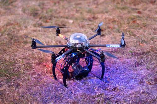Hexacopter-DSLR