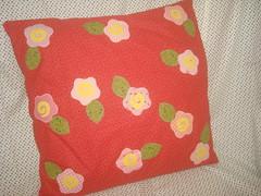 ~*~ Almofadas ~*~ (Mari BR) Tags: mari patch tecido almofadas encomenda aplicaçao maribr