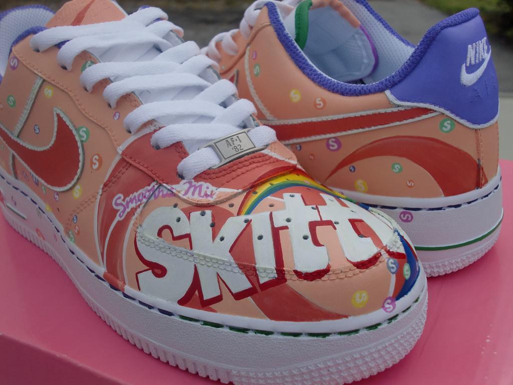 Adidas Skittles Shoes