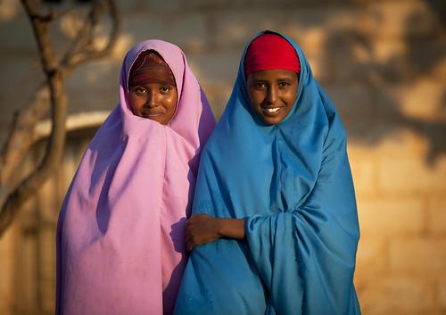 Balligubadlle women - Somaliland