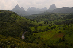 Spooky Mountains (sillie_R) Tags: mountain landscape ethiopia