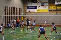 Dames 2 - Smash Beilen D2 2011
