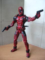 Marvel Universe Style Deadpool (NoodleChow) Tags: custom marvel universe deadpool