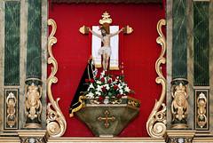 Cristo de la Salud en Minglanilla (Cuenca) (Carlos Gonzlez Lpez (carlosfoto.es)) Tags: iglesia detalles minglanilla figuracion