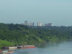 Ciudad del Este - Paraguay (Gaby Fil Φ) Tags: argentina misiones iguazú patrimoniodelahumanidad ph039 maravilladelmundo argenntina litoralargentino
