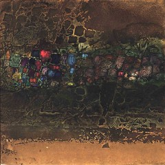 Kepes, Gyorgy (1906-2001) - 1959 Earth Archive (Smithsonian American Art Museum, Washington DC) (RasMarley) Tags: abstract smithsonian contemporary 1950s painter 20thcentury 1959 colorfield hungarian kepes gyorgykepes eartharchive