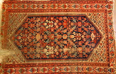 47. Semi Antique Rug