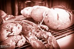 Happy crab (Aragh0rn) Tags: china food yummy chinesefood xiamen exoticfood