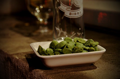 DIL_8232D (Switchology) Tags: food green london bar nuts alcohol snacks dd wasabi