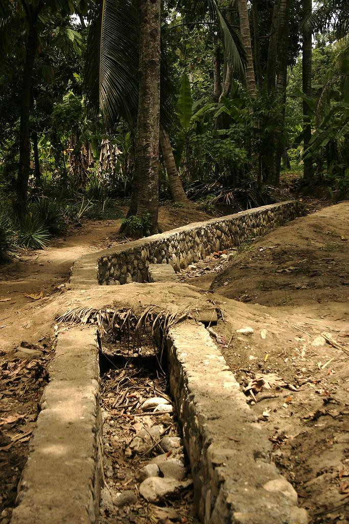 Canal irrigation a sec