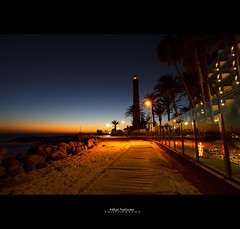 Maspalomas Lighthouse in sunset (Explored) (Hkon Kjllmoen, Norway) Tags: ocean sunset holiday nature beautiful architecture puerto spain colorful desert rico gran canaria nighshot maspalomas canaryisland meloneras supershot kanariyene abigfave elfarodemaspalomas coth5 warmbeautifulnight mygearandme mygearandmepremium mygearandmebronze mygearandmesilver mygearandmegold mygearandmeplatinum mygearandmediamond hkonkjllmoen wwwkjollmoencom