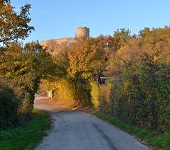 Chteau de Fallavier - Isre (Vaxjo) Tags: france castle ruins chteau castillo 38 castelli ruines isre rhnealpes fallavier