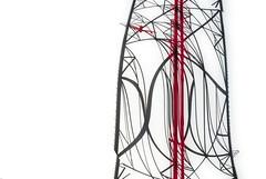 Red [3/4] (Silandi) Tags: life red motion this movement energy december geometry progress move 2011 nonconformism  diagoniaorgeometryoflife leitbildspiegelung diagonia renateeichert resilu