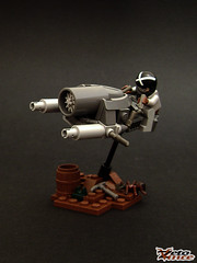 "ASB-07 ""Bigshroud"" (LSB contest entry) (ZetoVince) Tags: bike greek gun lego space barrel vince scifi vehicle shroud minifig speeder npu dieselpunk zeto foitsop zetovince dreamdealer"