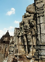 Candi Sewu Temple Complex (harmanbailey) Tags: travel stone indonesia temple lumix ancient buddhist carving panasonic centraljava candisewu tz10