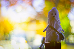 Travelling Days (moaan) Tags: digital canon 50mm dof spectrum ghost utata departure apparition spectral f095 2011 rd1s epsonrd1s canon50mmf095bokeh
