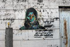 (s0t) Tags: street pasteup art stencil artists iranian icy sot