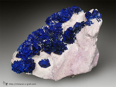 Azurite 01 (xdxucn) Tags: mineral azurite