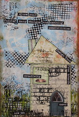 a new year (scrapmanufaktur) Tags: art journal