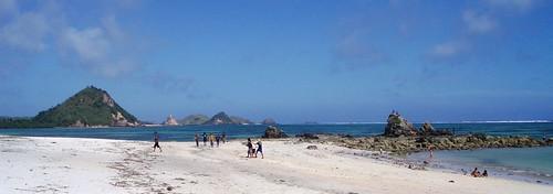 Kuta Beach - Lombok Island