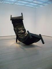 Robert Therrien: No Title (Black Beds), 1998