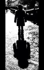 I walk alone (mountain streets #1) (dClaudio [homofugit]) Tags: street shadow hk sun mountain nikon alone walk lonliness tarja turunen d90 mygearandme