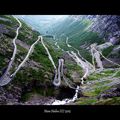 Trollstigen Norway (nora2810) Tags: mountain holiday nature norway norge trollstigen vestlandet flickraward moreogromsdal sublimemasterpiece