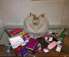 What's in my bag? Pre-Spring/Resort ☼✿❀