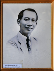 Portrait de Huynh Thuy Le (Sa Dec, Vietnam) (dalbera) Tags: vietnam mkong sadec margueriteduras deltadumkong lamant dalbera huynhthuyle lamantchinois