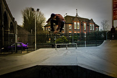 Sam Gosling - Grab @ High Wycombe (old_skool_paul) Tags: life new city uk winter friends portrait holiday green sports fashion night stairs canon mall shopping fun happy eos reading lights oracle quiet friendship skateboarding action chocolate centre buckinghamshire year extreme skating seasonal caps steps january smiles hats bank daily skaters attitude crew adobe converse vans british block local uni nophotoshop sputnik adidas grab leak tamron mates bucks seaons liability supreme 2012 hoodies lightroom supra highwycombe beanies heelflip krooked preset strobist 60d snapback 01494 berjshire