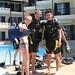 First Dive class