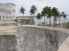 Rampards of Elmina Castle (Ghana 2005)