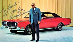 1969 Mercury Montego MX with Jesse Owens