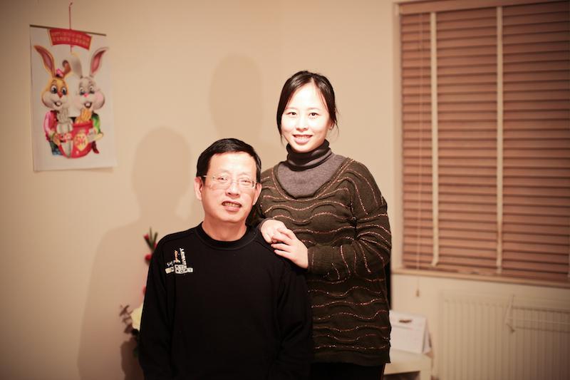 Chen Jie home dinner 036