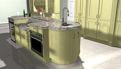 bespoke custom kitchen cabinets (articad images) Tags: usa kitchen design 3d kitchens doors designer interior dream tiles software sketchup custom plans 2d cabinets visualisation cad
