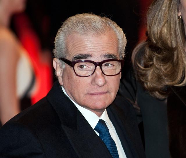 Martin Scorsese © Siebbi 2010