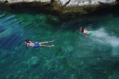 Clear View (Luke Etherton) Tags: ocean summer rockpools