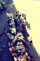 DSC_0141 (Kohji Iida) Tags: street photography photo nikon asia metro south philippines picture east cruz manila eggs filipino local folks pinoy sta kohji vendors fishball iida d90 kwekkwek carriedo