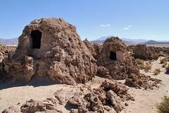 Necropolis (leightho) Tags: history archaeology desert bolivia graves sanjuan mummy salar tombs necropolis uyuni mummification