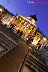 London - National Gallery (Beauty Eye) Tags: park city uk longexposure bridge sea london eye tower thames architecture night canon river dark square landscape eos rebel lights europe long exposure nightshot unitedkingdom britain outdoor great trafalgar nationalgallery gb tamron westminister t3i europen ultrawideangle   f3545  600d    londontrafalgarsquare leurope   beautyeye 1024mm  canon600d eneurope  tamronspaf1024mmf3545diiild rebelt3i diiild canon600deos tamronspaf1024mmf3545d