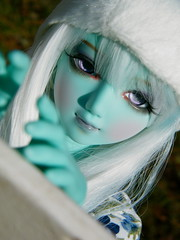 Oh hai~ (CrayolaTicTac) Tags: stella ball doll bjd bliss jointed souldoll